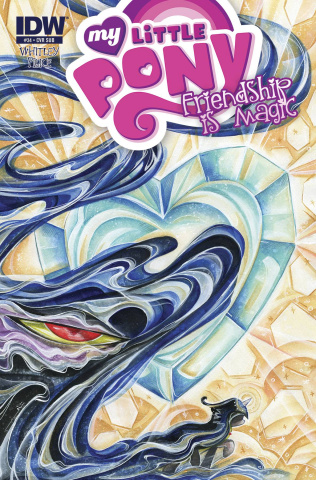My Little Pony: Friendship Is Magic #34 (Subscription Cover)