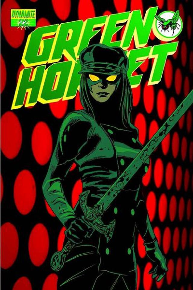 The Green Hornet #22