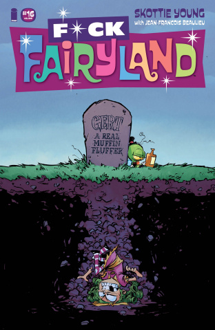 I Hate Fairyland #16 (F*CK (Uncensored) Fairyland Cover)