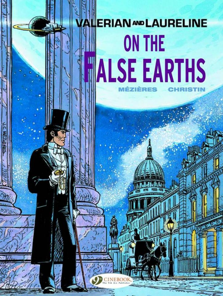 Valerian Vol. 7: On the False Earths