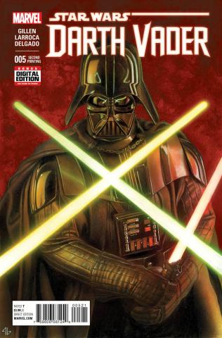 Darth Vader #5 (Granov 2nd Printing)