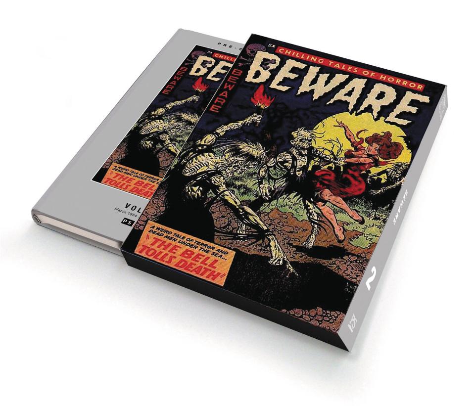 Beware Vol. 2 (Slipcase Edition)