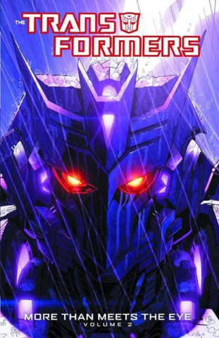 The Transformers: More Than Meets the Eye Vol. 2