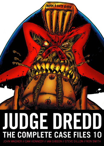 Judge Dredd: The Complete Case Files Vol. 10