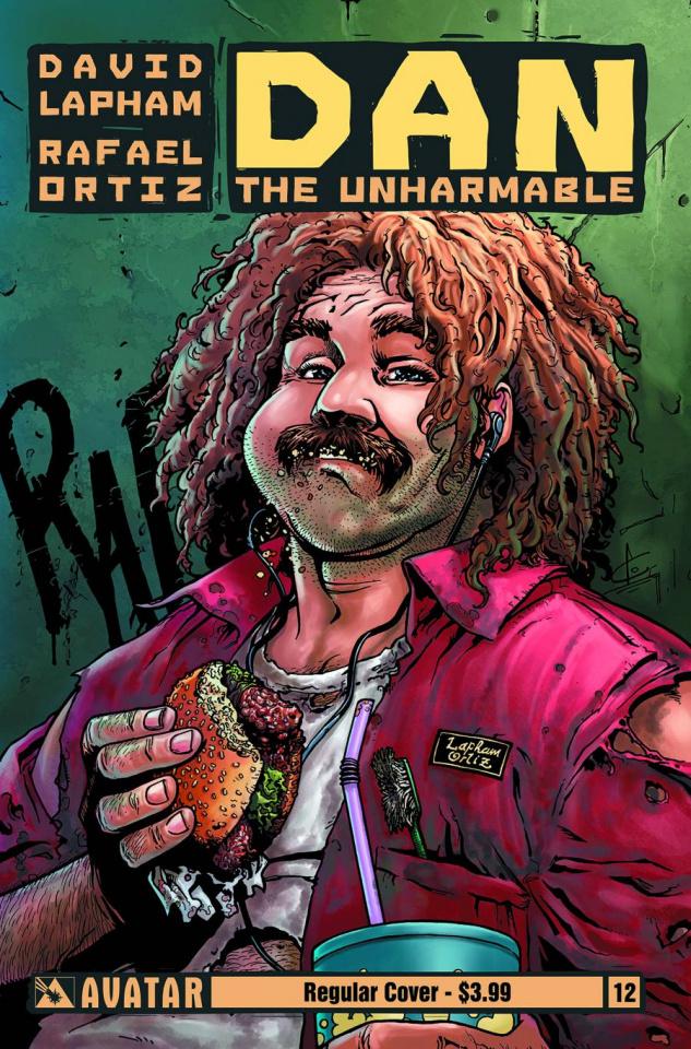 Dan the Unharmable #12