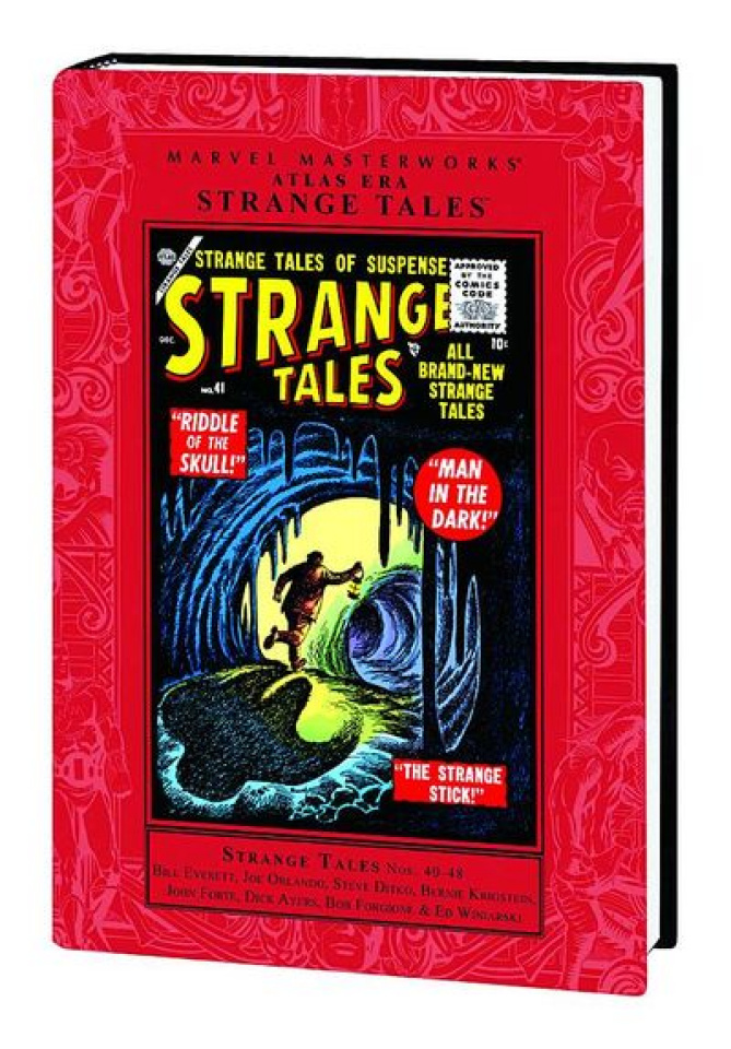 Atlas Era Strange Tales Vol. 5 (Marvel Masterworks)