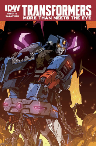 The Transformers: More Than Meets the Eye #48