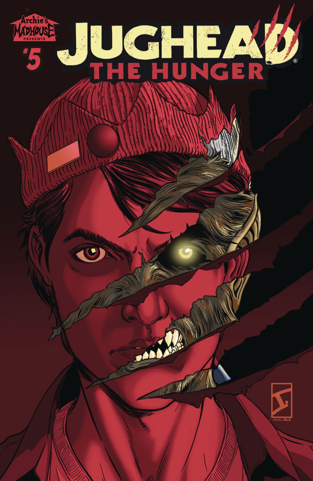 Jughead: The Hunger #5 (Igle Cover)