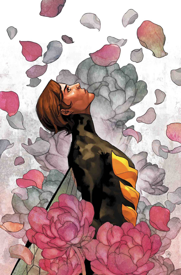 The Unstoppable Wasp #1 (Putri Cover)