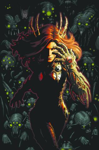 Witchblade #164 (Bernard & Benes Cover)