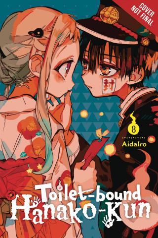 Toilet-Bound Hanako-Kun Vol. 8