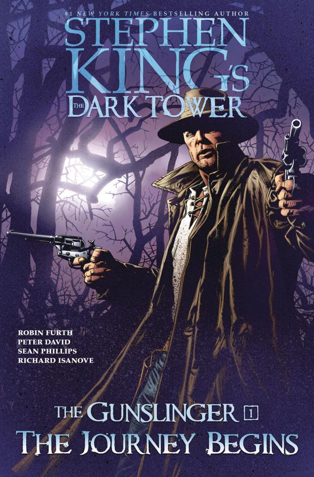 The Dark Tower: The Gunslinger Vol. 6: The Journey Begins