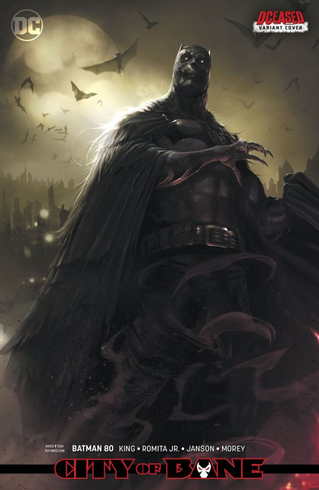 Batman #80 (Card Stock Cover)