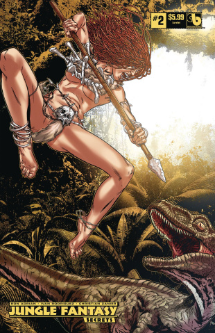 Jungle Fantasy: Secrets #2 (Lorelei Cover)