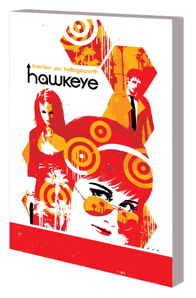 Hawkeye Vol. 3: La Woman