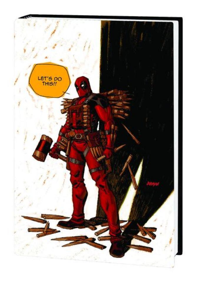 Deadpool Vol. 6 I Rule You Suck