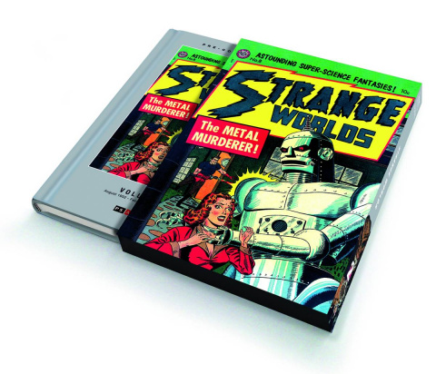 Strange Worlds Vol. 2 (Slipcase Edition)