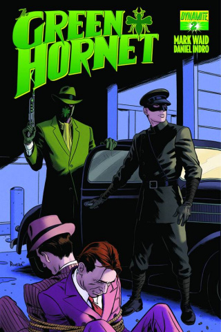 The Green Hornet #2