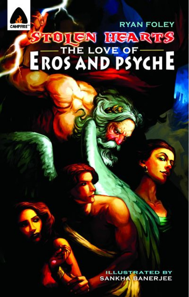 Stolen Hearts: The Love of Eros & Psyche