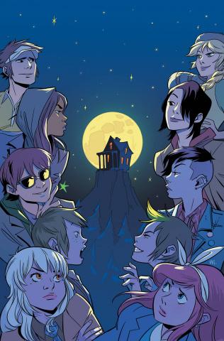 Lumberjanes / Gotham Academy #2