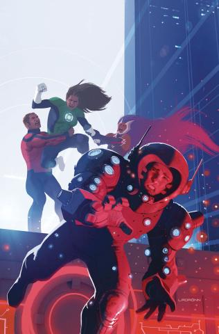 Justice League: Odyssey #23