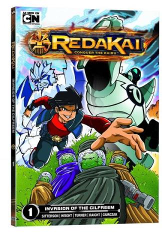 Redakai Vol. 1