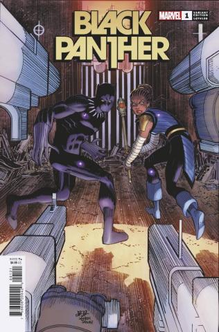 Black Panther #1 (Romita Jr. Cover)