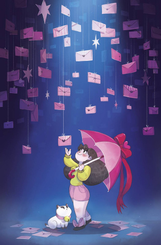 Bee and Puppycat #3 (15 Copy Cover)