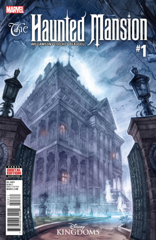 The Haunted Mansion #1
