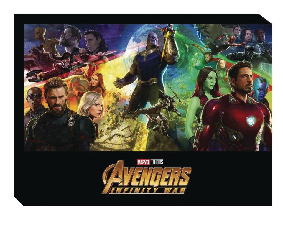 Avengers: Infinity War - Art of the Movie (Slipcase Edition)