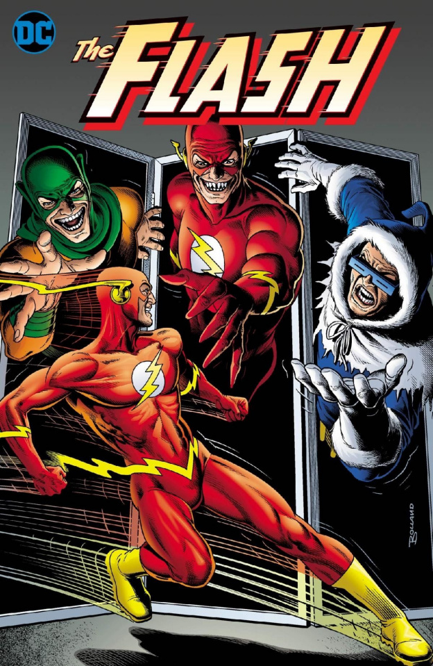 The Flash by Geoff Johns Vol. 1 (Omnibus)