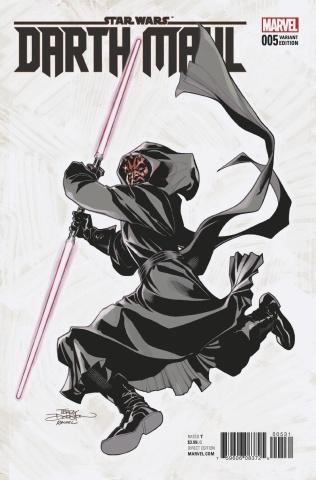 Star Wars: Darth Maul #5 (Dodson Cover)