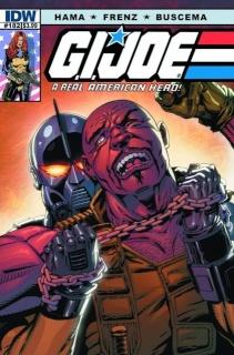 G.I. Joe: A Real American Hero #182