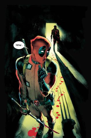 Deadpool vs. Old Man Logan #1 (Albuquerque Cover)