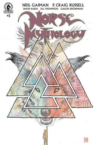 Norse Mythology #5 (Mack Cover)