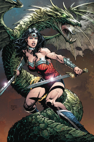 Wonder Woman Vol. 9: Resurrection