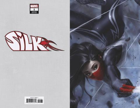 Silk #1 (Jeehyung Lee Virgin Cover)