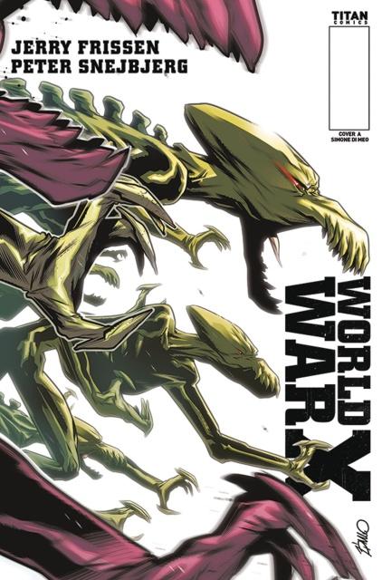 World War X #4 (Di Meo Cover)