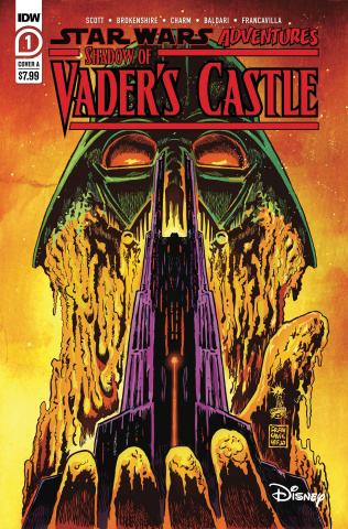 Star Wars Adventures: Shadow of Vader's Castle #1 (Francavilla Cover)