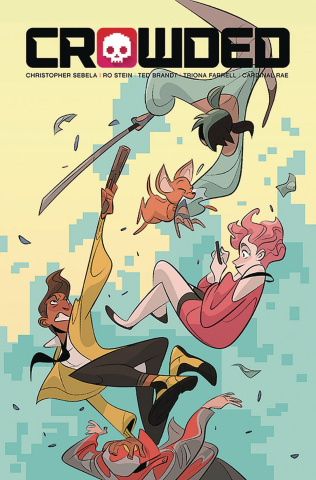 Crowded #7 (Epstein Cover)