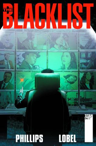 The Blacklist #4 (Lobel Cover)