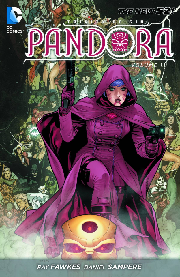 Trinity of Sin: Pandora Vol. 1: The Curse