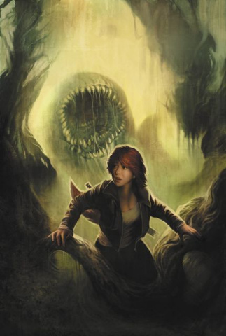 Buffy the Vampire Slayer: Willow Wonderland #1 (Lara Cover)
