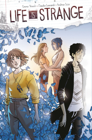 Life is Strange #8 (Leonardi Cover)