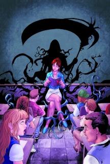 Grimm Fairy Tales: Grimm Tales of Terror #1 (Cummings Cover)