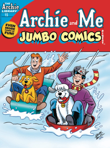 Archie and Me Jumbo Comics Digest #15