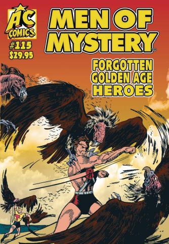 Men of Mystery #115: All Girl Heroes