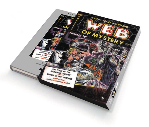 Web of Mystery Vol. 1 (Slipcase Edition)