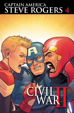 Captain America: Steve Rogers #4