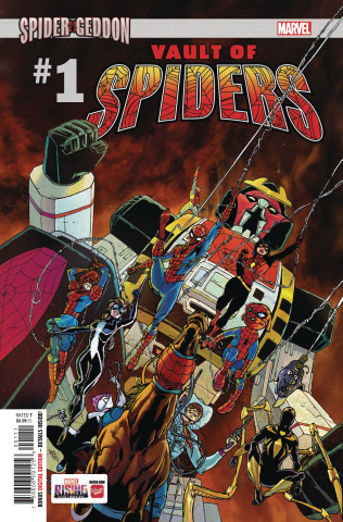 The Vault of Spiders #1